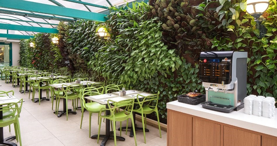 Metro Café Restaurant- Metropolitan Hotel Tel Aviv