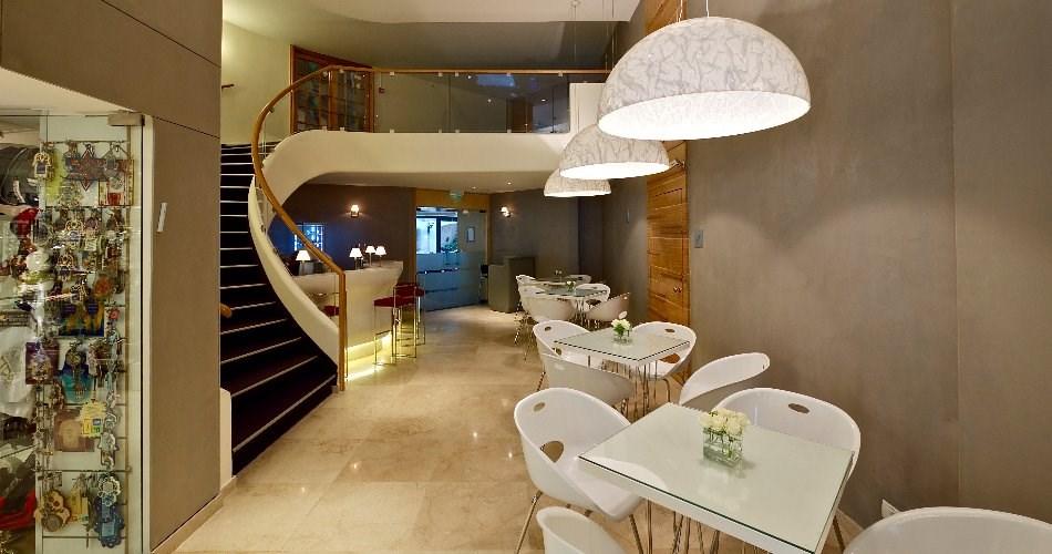 Lobby Bar -  Metropolitan Hotel Tel Aviv