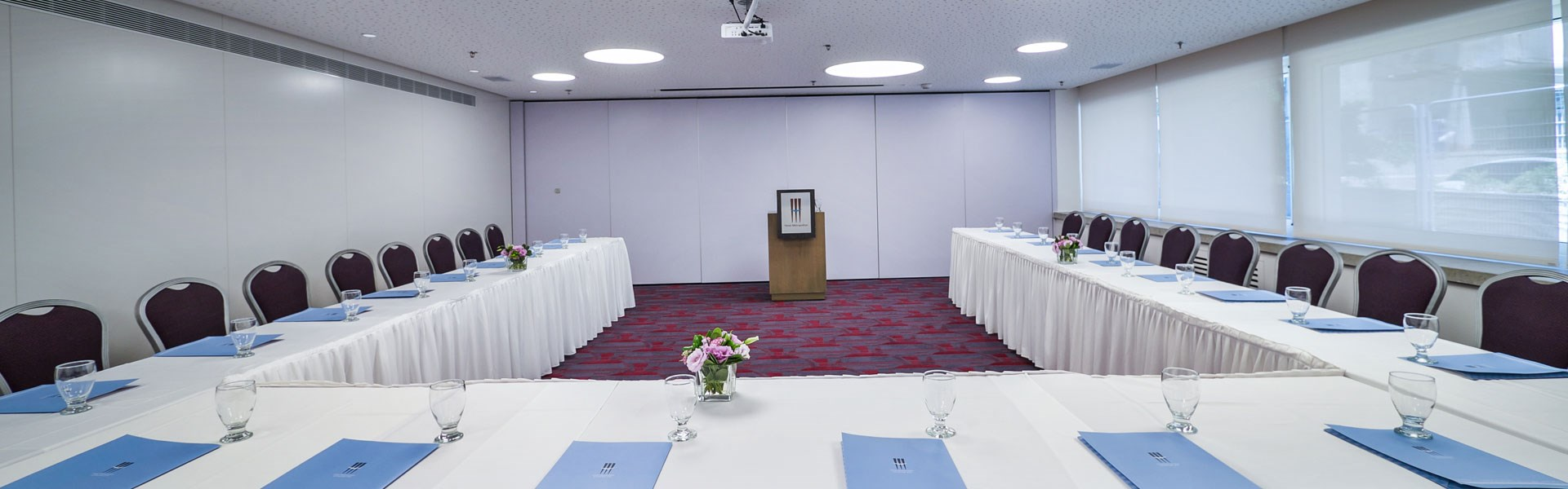 Metropolitan Hotel - Meeting room