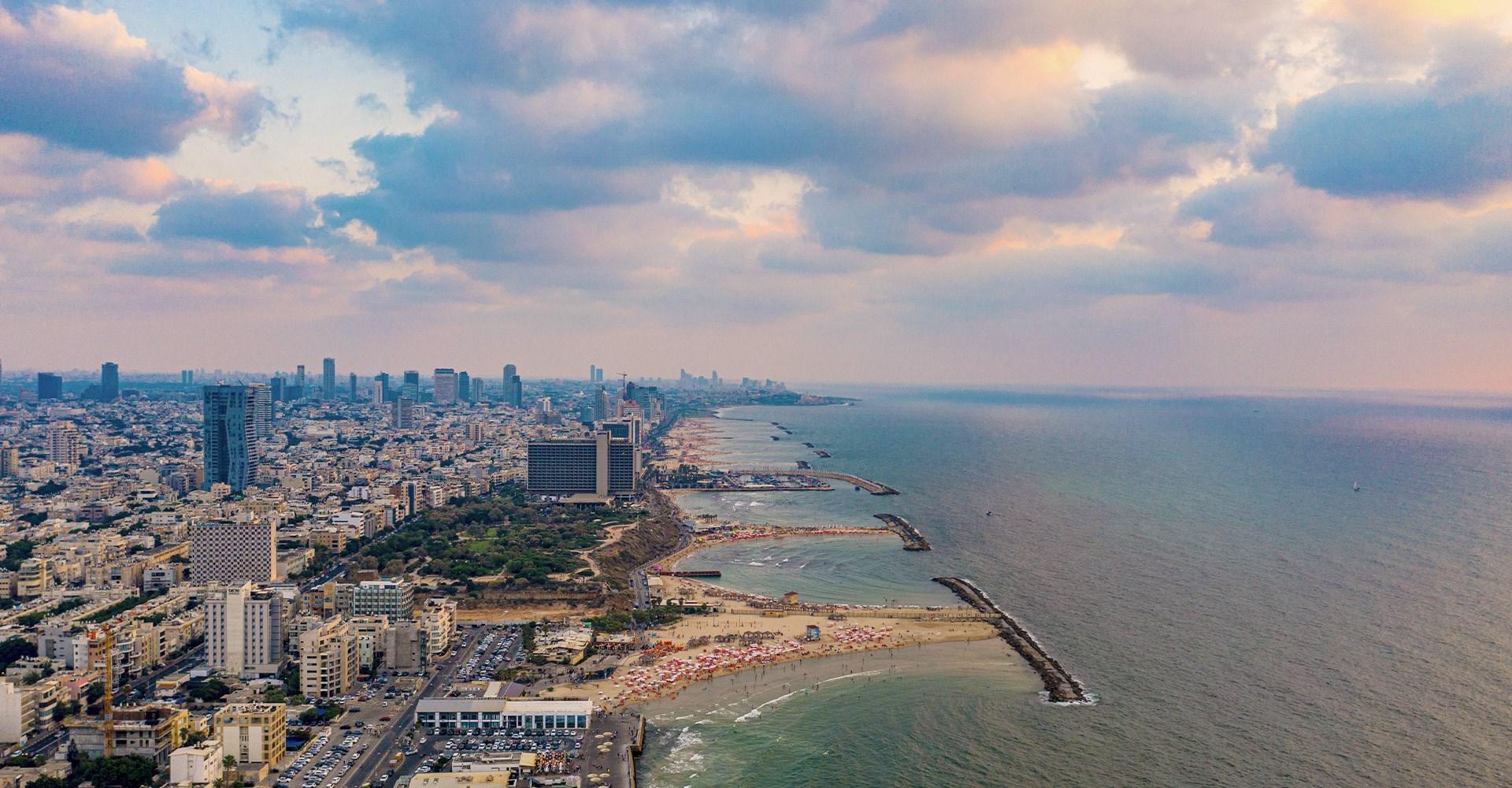 Metropolitan Hotel Tel Aviv Near the Beach