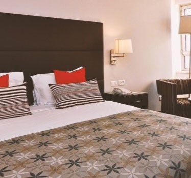 Rooms and Suites - Metropolitan Hotel Tel Aviv