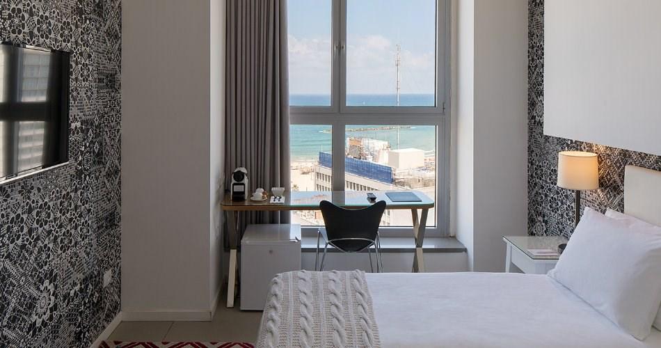 Deluxe Room - Metropolitan Hotel Tel Aviv