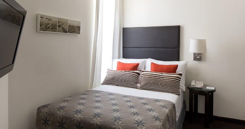 Single Guest Room - Metropolitan Hotel Tel Aviv