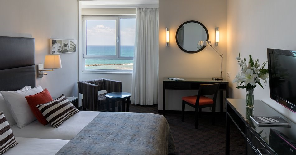 Superior Guest Room - Metropolitan Hotel Tel Aviv
